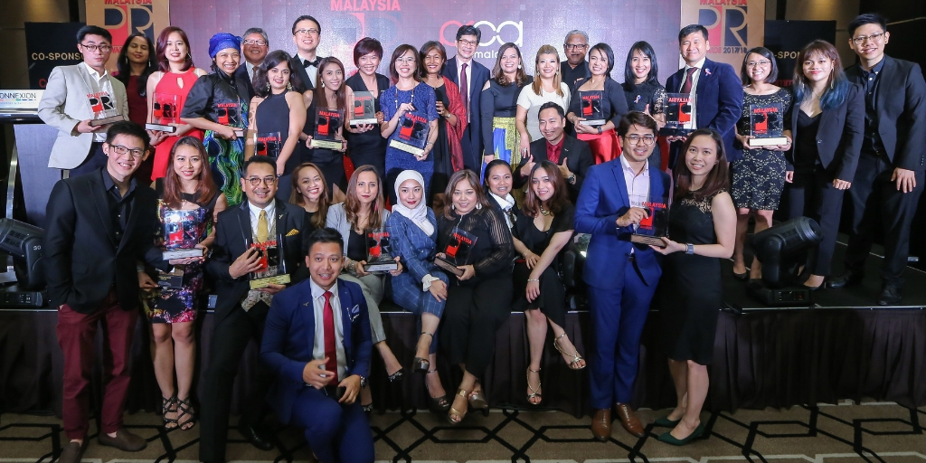 Malaysia PR Awards 2017/18: Winners and Finalists