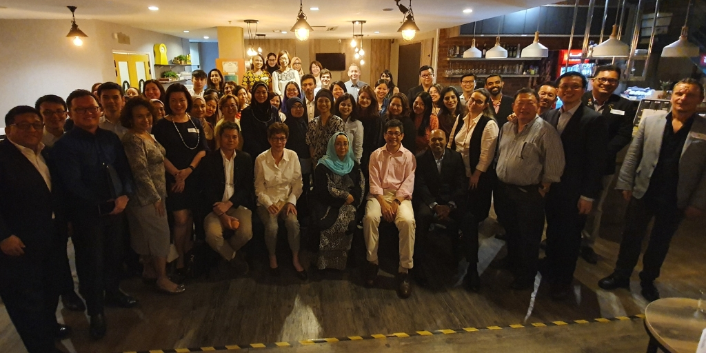 An Evening To Remember: PRCA Industry Networking Dinner 2019