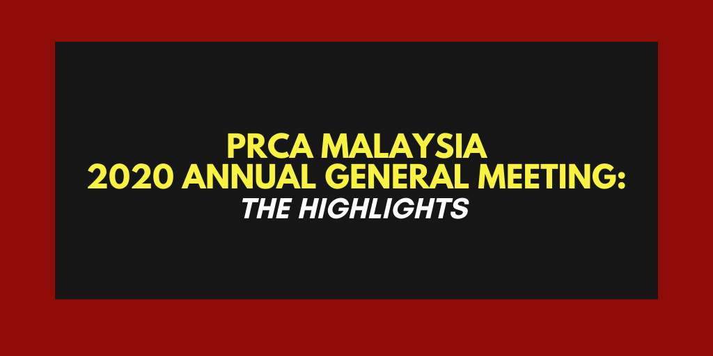 2020 Annual General Meeting: The Highlights
