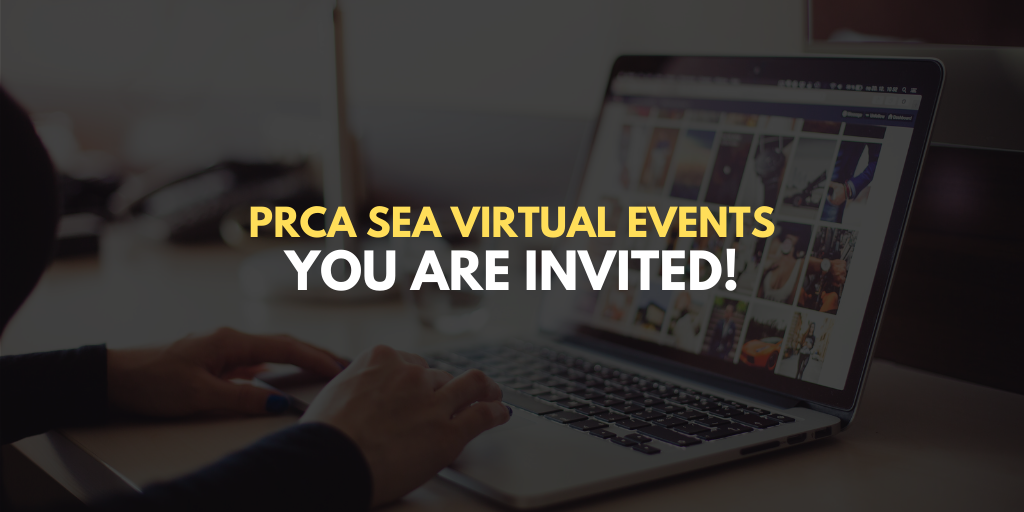 PRCA SEA Virtual Events