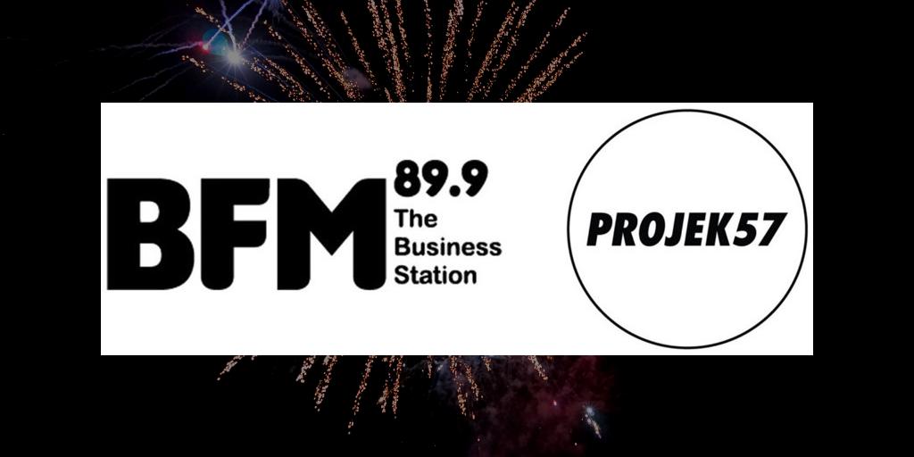 BFM Media and Projek57 Receives Special Awards