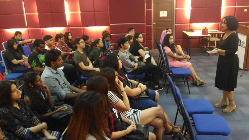 SEGI University Career Talk by Jacqueline Arnold