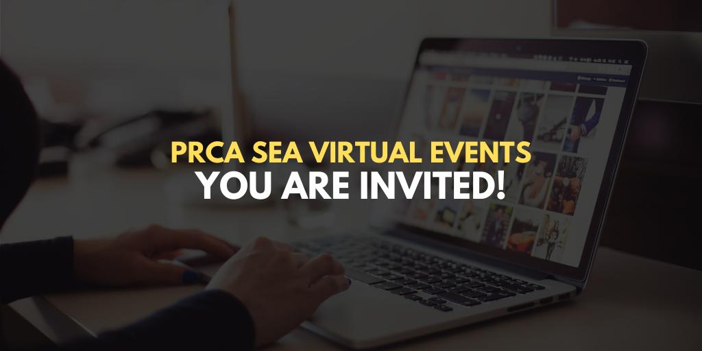 PRCA SEA Virtual Events